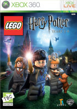 LEGO Harry Potter Lata 1-4 Classics