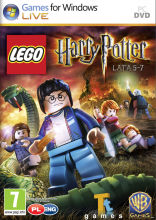 LEGO: Harry Potter Lata 5-7