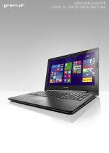 LENOVO G50-80 80L000EMPB i3-4030U / 15,6 / 4GB / 1TB / R5M330 / Win8.1 Czarny