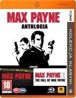 Max Payne Antologia