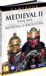 Medieval II: Total War + Medieval II: Królestwa (książka + gry)