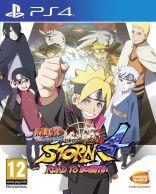 Naruto Shippuden: Ultimate Ninja Storm 4 Road To Boruto