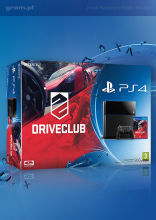 PlayStation 4 + Driveclub
