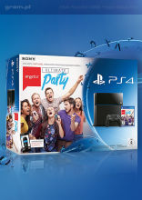 PlayStation 4 + Singstar