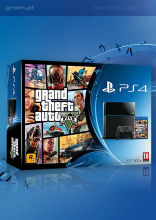 Playstation 4 + GTA V