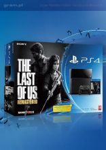 PlayStation 4 + The Last of Us: Remastered