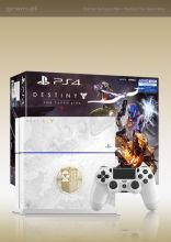PlayStation 4 (wersja limitowana) + Destiny The Taken King