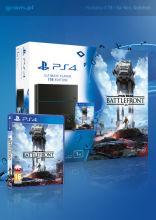 Konsola Playstation 4 1TB + Star Wars: Battlefront