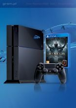 PlayStation 4 + Diablo III Ultimate Evil Edition