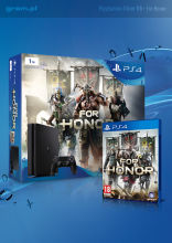 PlayStation 4 Slim 1 TB + For Honor