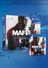 PlayStation 4 Slim 1 TB + Mafia III