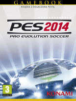 Gamebook - Pro Evolution Soccer 2014 (książka + gra)