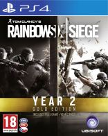 Rainbow Six: Siege - Gold Edition Year 2