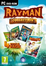 Rayman Collection + koszulka
