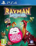 Rayman Legends + koszulka