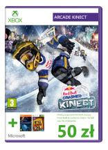 Red Bull Crashed Ice Kinect (wersja pudełkowa - kod do pobrania)