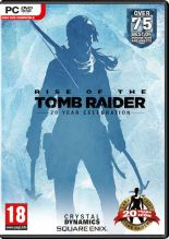 Rise of the Tomb Raider 20 Year Celebration Artbook Edition