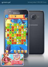Samsung Galaxy J5 SM-J500 Czarny