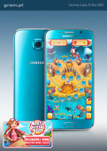 Samsung Galaxy S6 Blue 64GB