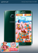 Samsung Galaxy S6 Edge Green 64GB