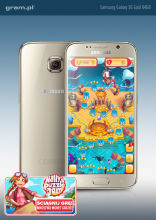 Samsung Galaxy S6 Gold 64GB