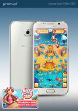 Samsung Galaxy S6 White 128GB
