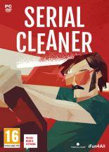 "Serial Cleaner - Edycja Premium ""Brudna Robota"""