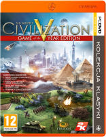 Sid Meiers Civilization V: Game of the Year Edition