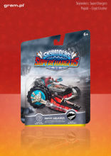 Skylanders: SuperChargers - Pojazd - Crypt Crusher