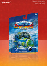 Skylanders: SuperChargers - Pojazd - Dive Bomber