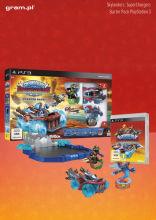 Skylanders: SuperChargers - Starter Pack