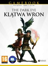 Gamebook The Dark Eye - Klątwa Wron (książka + gra)