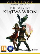 Gamebook The Dark Eye - Klątwa Wron (książka + gra)