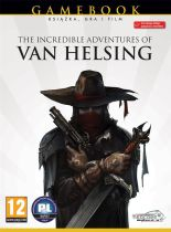 Gamebook - The Incredible Adventures of Van Helsing (ksiąąka + gra)