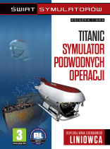Gamebook - Titanic: Symulator Podwodnych Operacji