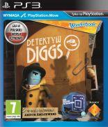 Wonderbook: Detektyw Diggs + książka Wonderbook
