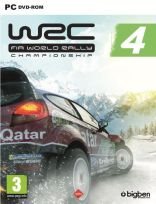 Gamebook - WRC 4 (książka + gra)