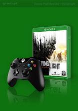 Xbox One Kontroler Bezprzewodowy + Dying Light