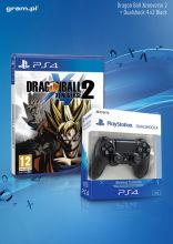 PS4 Gra Dragonball Xenoverse 2 + Sony Dualshock 4 v.2