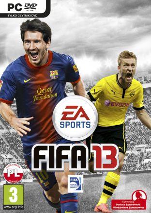 FIFA 13 - wersja cyfrowa