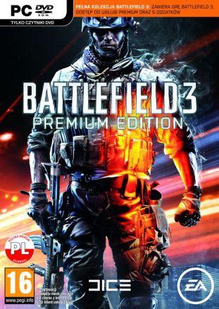 Battlefield 3: Premium Edition - wersja cyfrowa