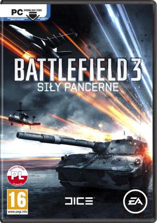 Battlefield 3: Siły Pancerne - wersja cyfrowa