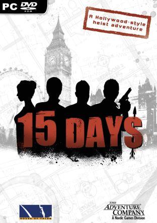 15 Days - wersja cyfrowa