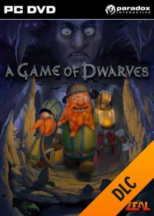 A Game of Dwarves: Star Dwarves - DLC