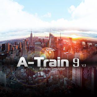 A-Train 9 V 3.0 - wersja cyfrowa