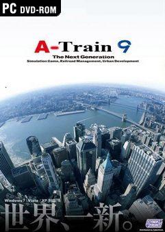 A-Train 9 V4.0: Japan Rail Simulator - wersja cyfrowa