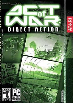 Act of War: Direct Action - wersja cyfrowa