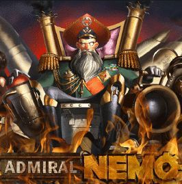 Admiral Nemo - wersja cyfrowa