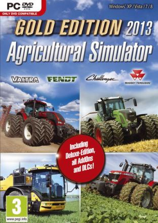 Agricultural Simulator 2013 Gold Edition - wersja cyfrowa