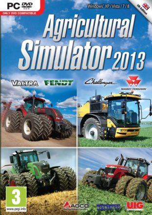 Agricultural Simulator 2013 - wersja cyfrowa